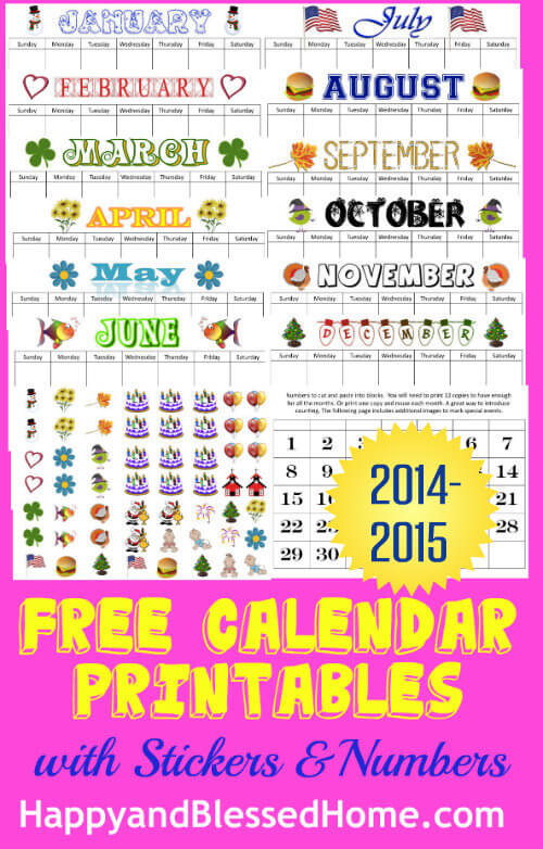 2014-2015-free-calendar-printables-with-stickers-and-numbers-1