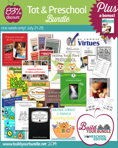 Build Your Bundle Sale – Back to School Savings at 80% Off