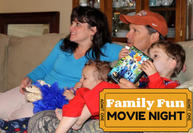 Family-Fun-Movie-Night-HappyandBlessedHome.com