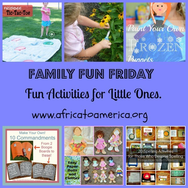family fun for little ones