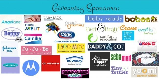 giveaway sponsors