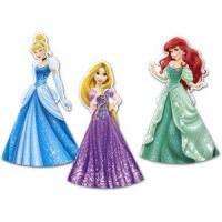 Princess Birthday Party Centerpieces