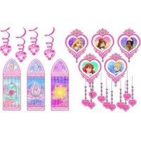 Princess Birthday Party Room Decor