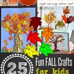 The ULTIMATE List of Fun Fall Crafts for Kids