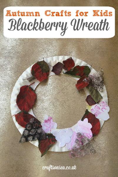400-Blackberry-wreath-autumn-crafts-for-kids