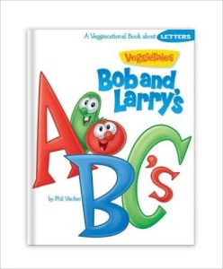 Bob and Larry's ABCs - Children's Board Book
