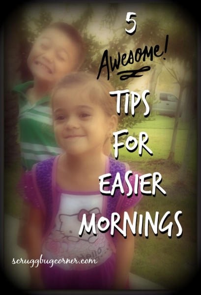 5-Tips-for-Easier-Mornings