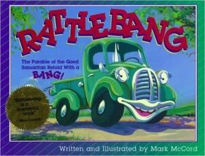 Rattlebang - A Children's Book about kindness