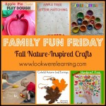 Family Fun Friday Week 87 Fall Crafts and Apple Recipes