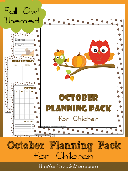Fall-OwlThemed-October-Planning-Pack-for-Children-1