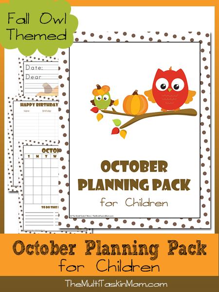 Fall-OwlThemed-October-Planning-Pack-for-Children-1