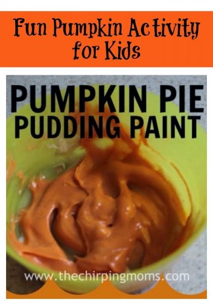 PumpkinPiePuddingPaint