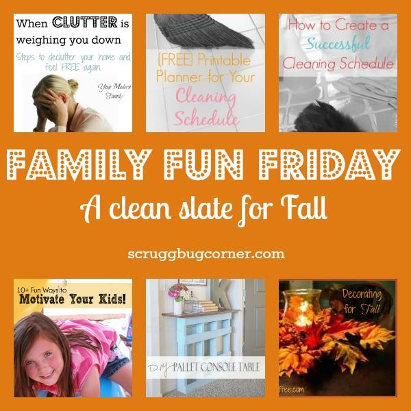 Fall Organizing