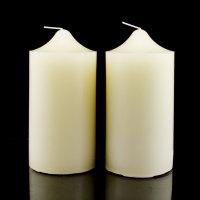 200 Pillar Candles