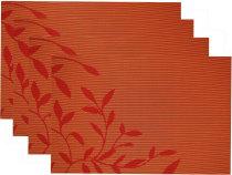 210 Orange Placemats