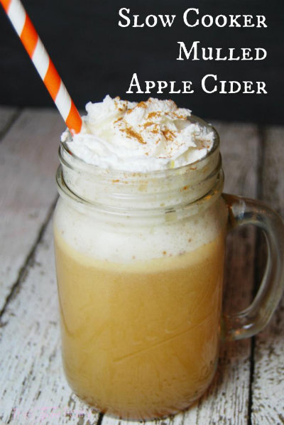 400 Slow Cooker Mulled Apple Cider Recipe
