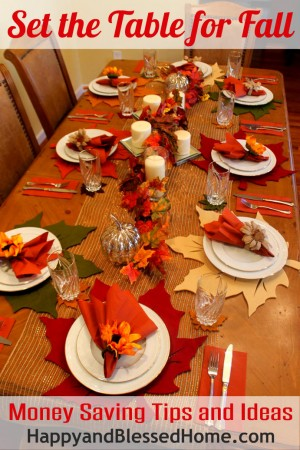 Autumn Table Setting Ideas host a fall farm to table dinner party in the smoky mountains Fall Table Setting Fall Dining Fall Decorating Happyandblessedhomecom