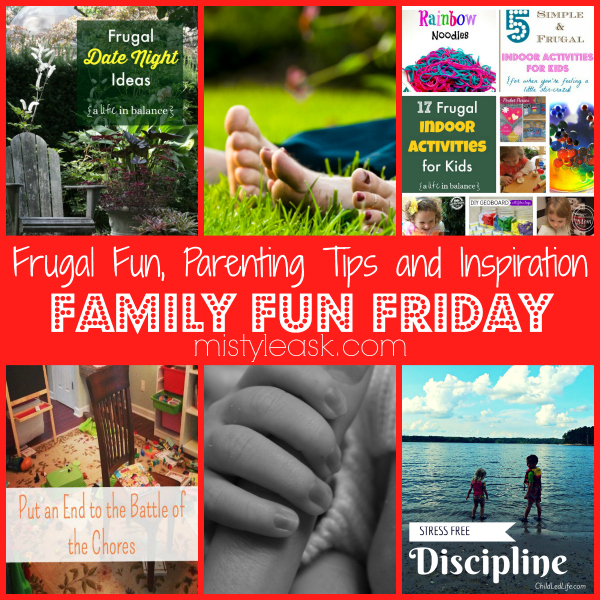 Frugal Fun Parenting and Inspiration