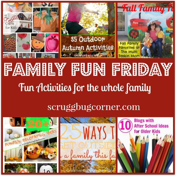 Fun Family Acitivities