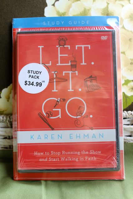 Giveaway with Kayse Let it Go DVD Set