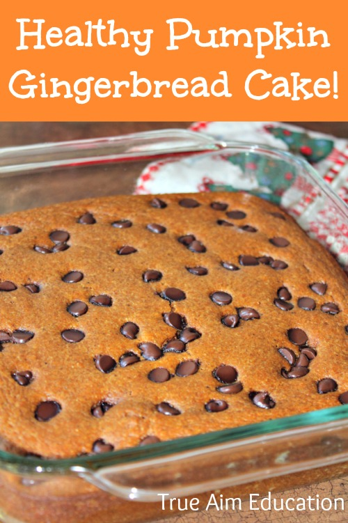 Pumpkin-gingerbread-cake