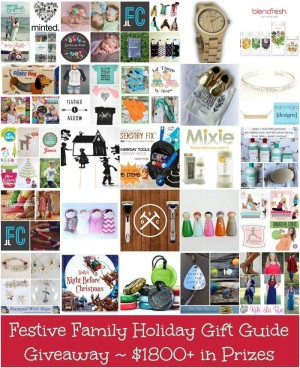 Festive Family Traditions Giveaway