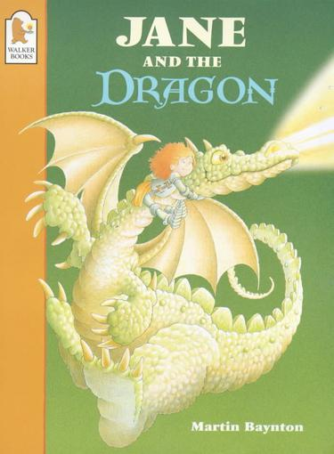 Jane and the Dragon Book HappyandBlessedHome.com