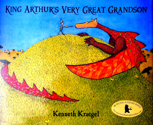 King Arthur's Very Great Grandson Book HappyandBlessedHome