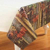 Birthday Express Camo Tablecloth