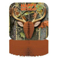 Birthday Express Paper Deer Centerpiece