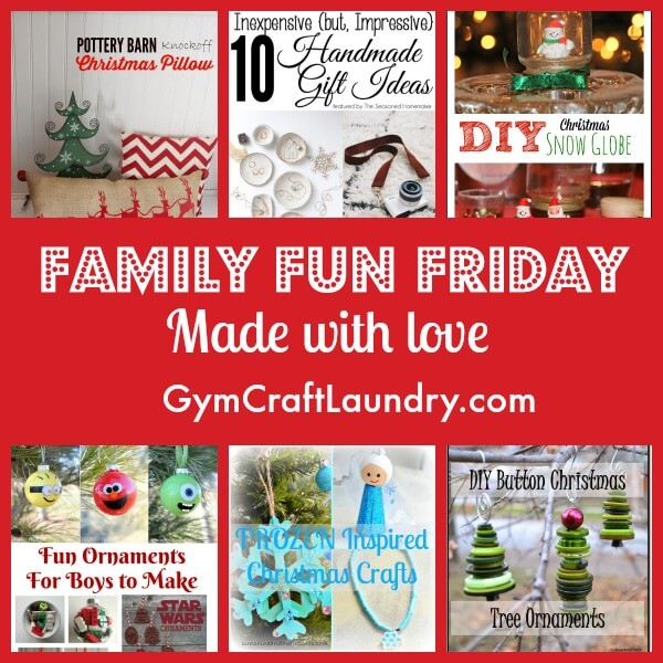 Made with Love for Family Fun