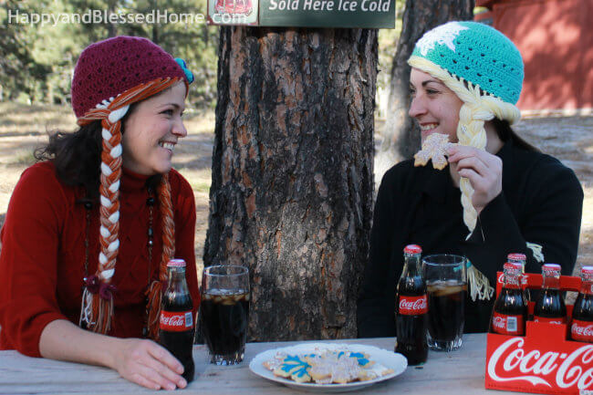Share the #RealMagic This Holiday with Coca Cola HappyandBlessedHome.com
