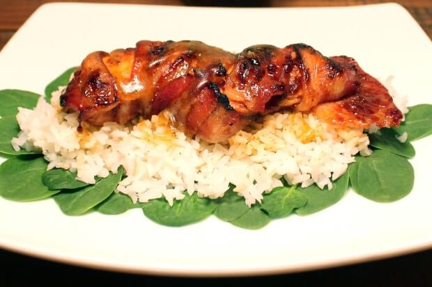 Tequila Lime Honey Glazed Chicken Photo Copyright 2014 HappyandBlessedHome