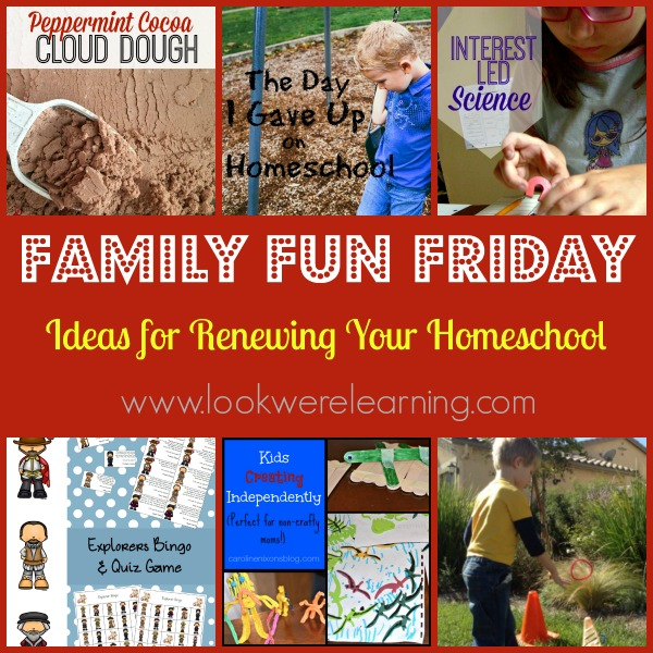 Ideas for Renewing Your Homeschool
