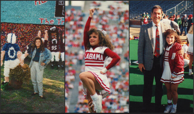 The University of Alabama old Football Photos from HappyandBlessedHome.com