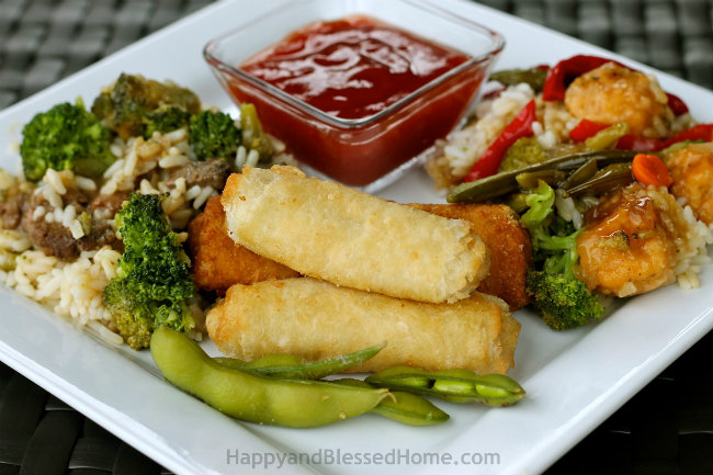 Celebrate the Chinese New Year with Tai Pei® Frozen Foods from HappyandBlessedHome.com