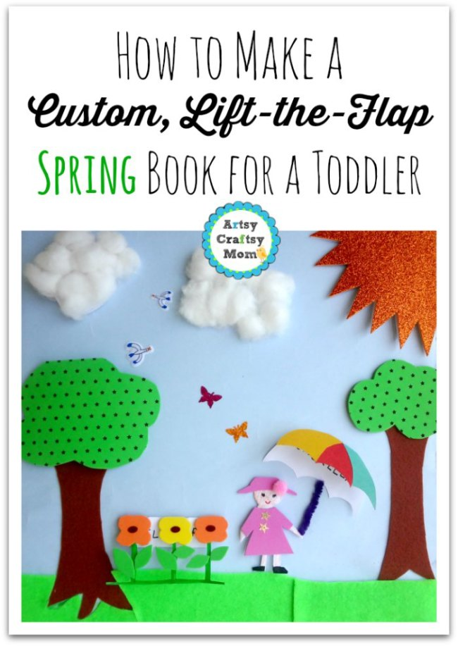 Custom-Lift-the-Flap-Spring-Book-for-a-Toddler