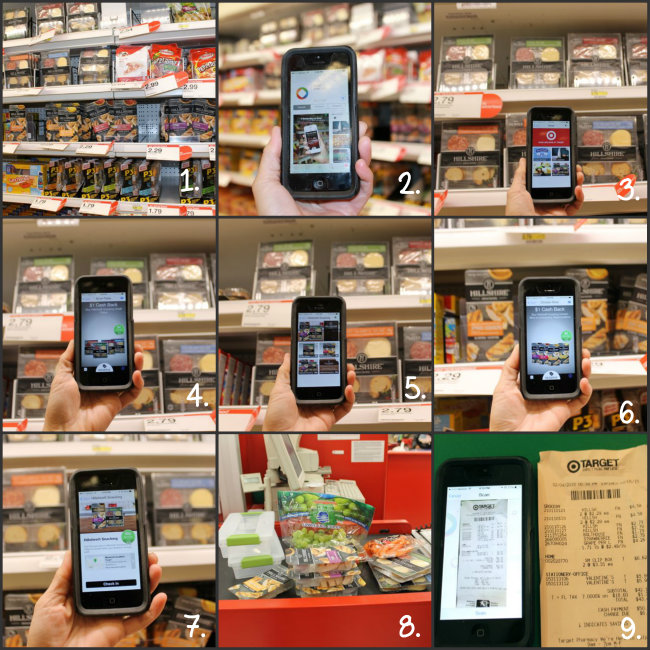 How to use the Jingit App at Target