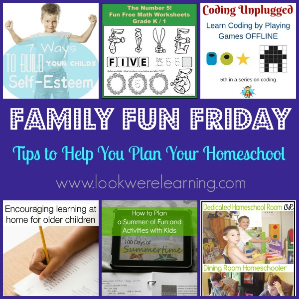 Tips for Homeschool Planning