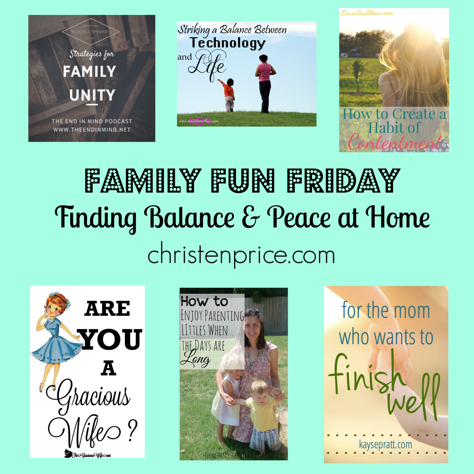 Peaceful Spring Family Fun before Easter - Happy and Blessed Home