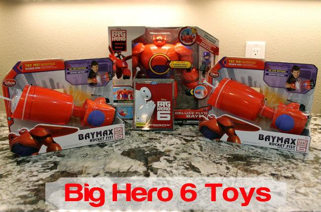Big Hero 6 Toys online at Walmart.com
