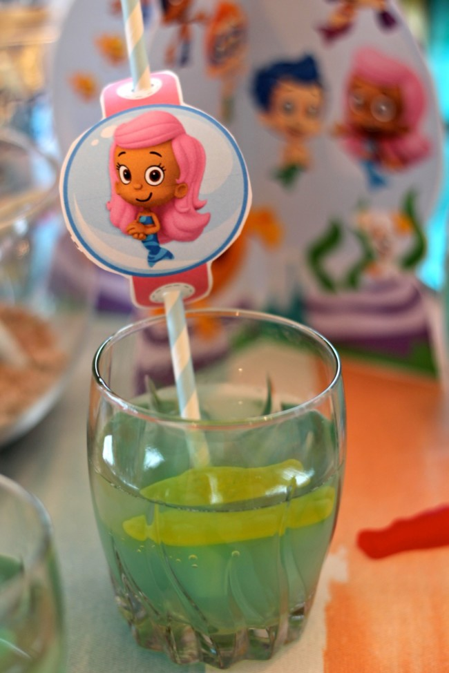 Bubble Guppy Molly and Bubble Guppies Jello from HappyandBlessedHome