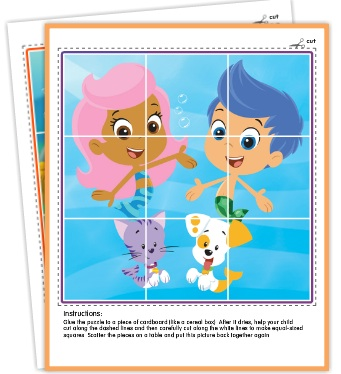 picture about Bubble Guppies Printable named Free of charge Printables, Bubble Guppies Jello Recipe and Nickelodeon