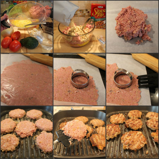 Stove Top Slider Recipe from HappyandBlessedHome.com
