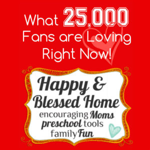 What 25,000 Fans are Loving Right Now Square on HappyandBlessedHome.com