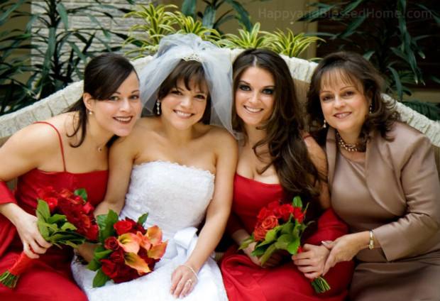10 Important Lessons my Mom taught Me - Celebrating Mom - My mom and her girls Mothers Day 2015