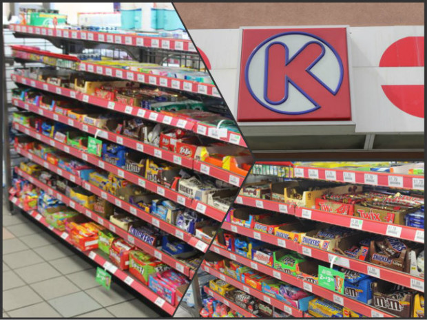 Find SNICKERS at your local Circle K Store