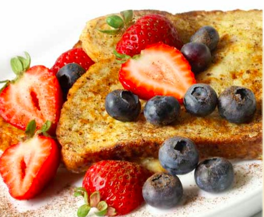 French Toast Supercharged Food for Kids