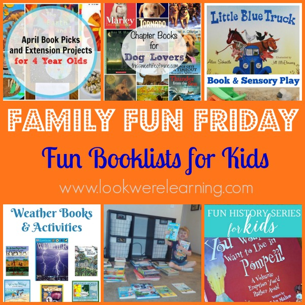 Fun Booklists for Kids