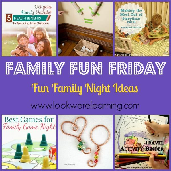 Fun Family Night Ideas